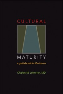 cultural maturity - book cover